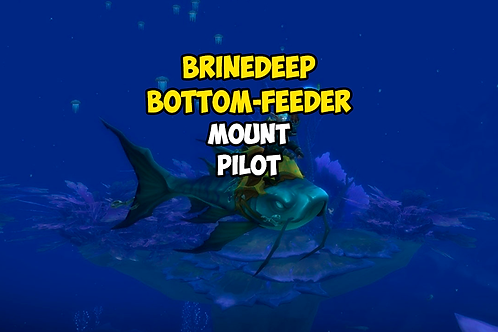 Brinedeep Bottom-Feeder
