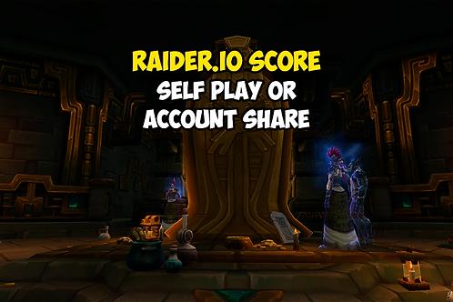 Raider.io Score US