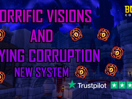 Buying Corruption - New System | Game news [01]