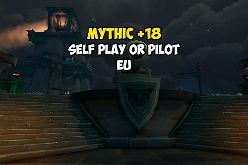 Mythic +18 EU