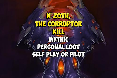 N'Zoth, the Corruptor Mythic Kill