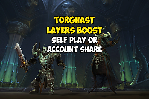 Torghast Layers Boost US