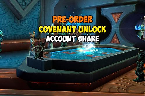 [Pre-order] Covenant Unlock