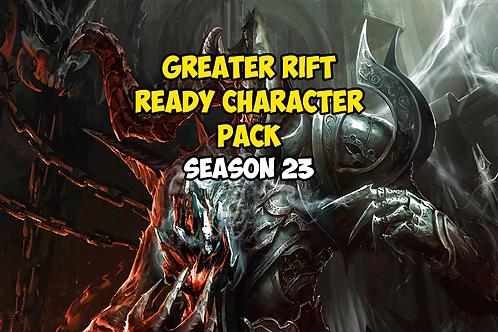 Solo GR Ready Character Pack Season 23 EU