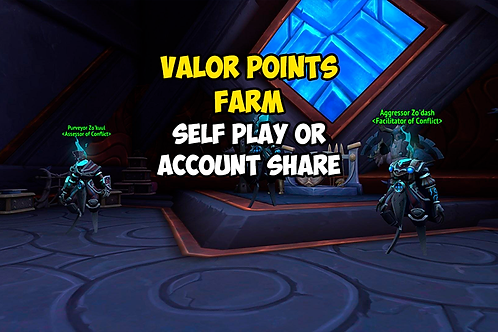 Valor Points Farm US