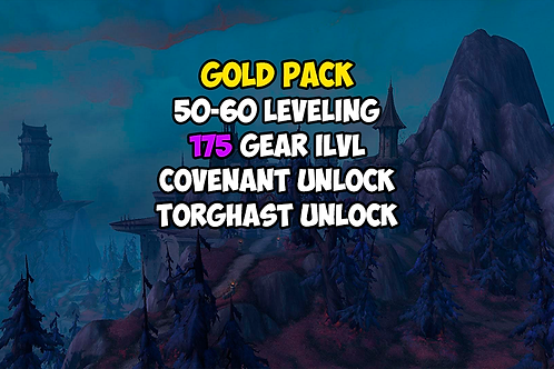 Gold Pack US