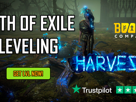Path Of Exile Harvest - New League | Game news [02]