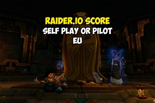 Raider.io Score