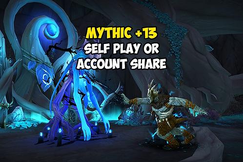 Mythic +13