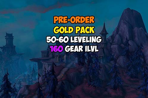 [Pre-order] Gold Pack