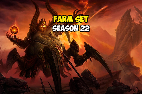 Farm Full Set Season 22 EU