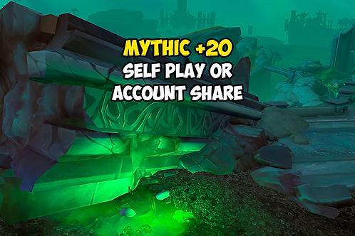 Mythic +20