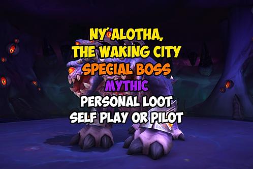 Ny'alotha Mythic Personal Loot