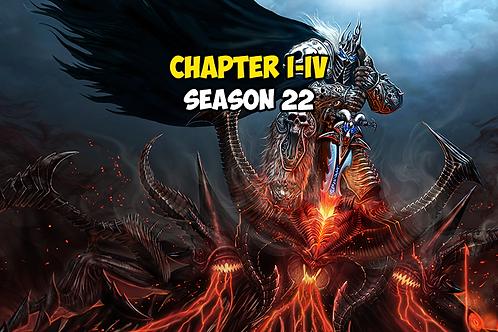 Journey Chapter I-IV Season 22 EU