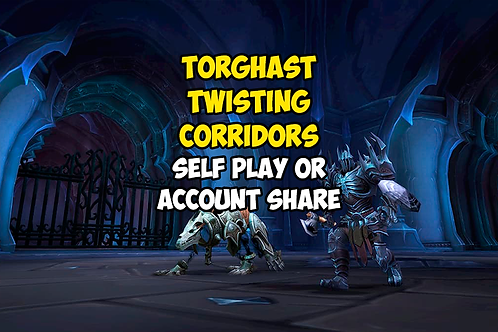 Torghast Twisting Corridors