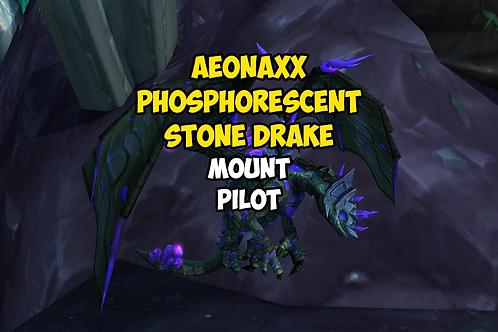 Aeonaxx Phosphorescent Stone Drake