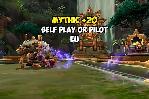 Mythic +20 EU