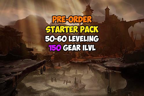 [Pre-order] Starter Pack