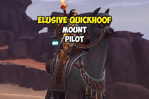 Elusive Quickhoof US