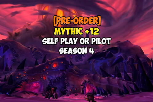 [Pre-Order] Mythic +12 US