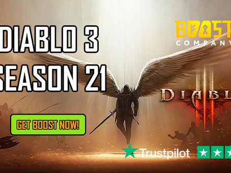Diablo 3 - Season 21 | Game news [03]