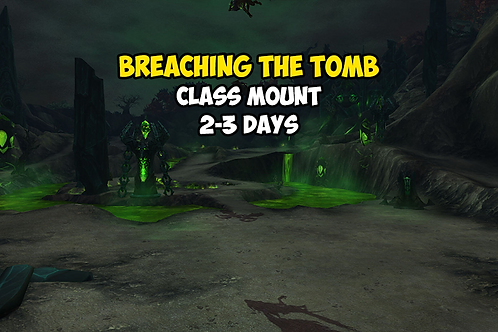 Class Mount (Breaching the Tomb) US