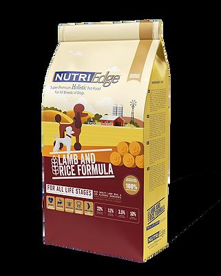 Super Premium Holistic Lamb and Rice Formula