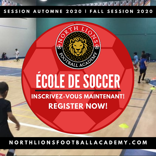 U4/U6 - Fall 2020 Session | Session Automne 2020