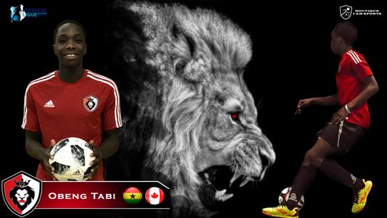 Présentation officielle - Obeng Tabi