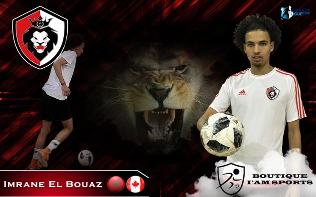 Présentation officielle - Imrane El Bouaz