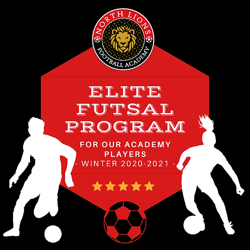 U14/U15F - Elite Futsal Program Winter 2020-2021