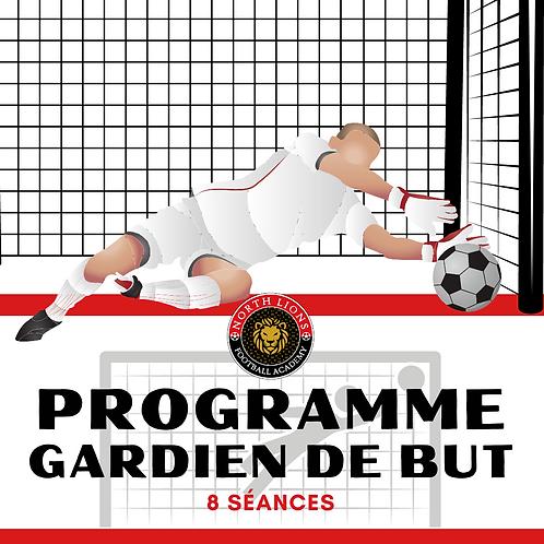 Programme Gardien de But | Goalkeeper Program