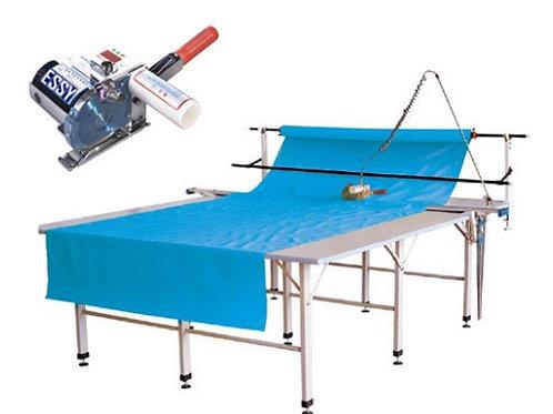 Máy cắt đầu bàn ESSY tay ngắn, thanh ray 2.6M