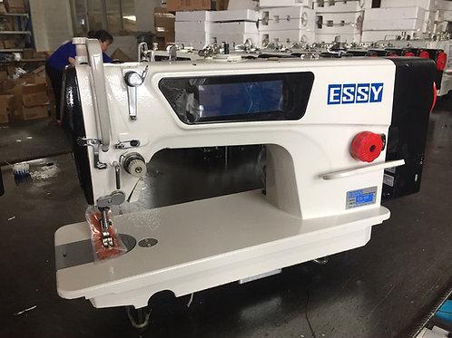 Máy 1 kim  điện tử, cắt chỉ, nân chân vịt tự động ESSY  ES-H4