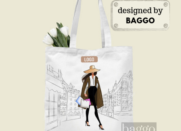 Túi tote baggo mẫu 2