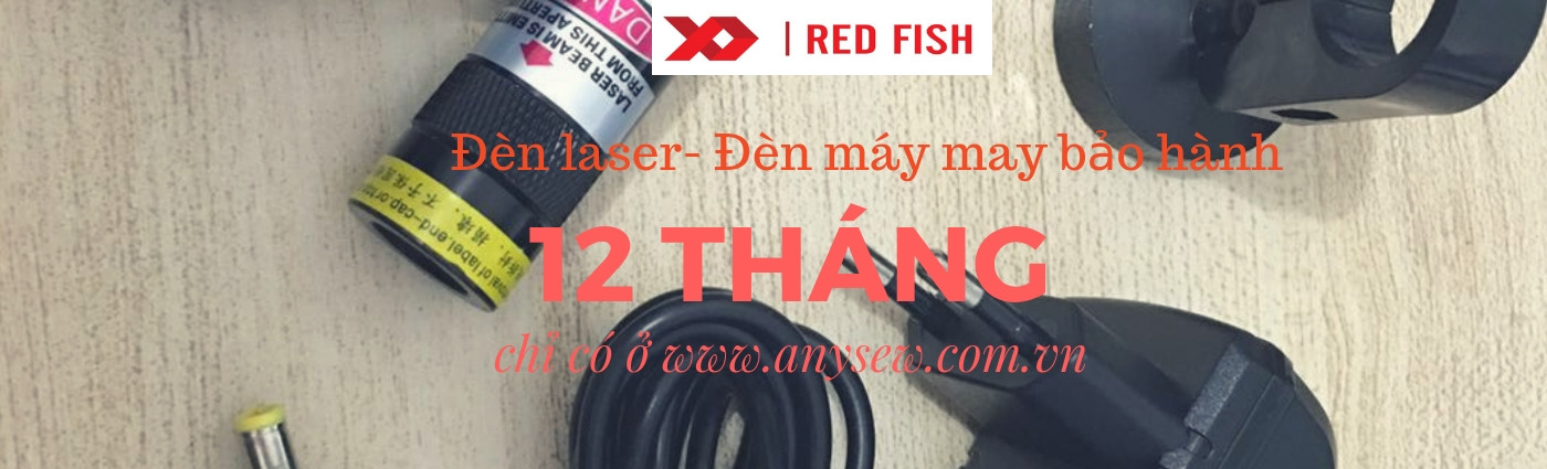 Đèn laser Redfish