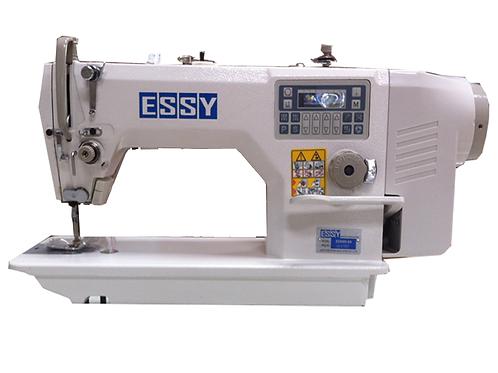 Máy 1 kim  điện tử, cắt chỉ, nân chân vịt tự động ESSY  ES9900-D4