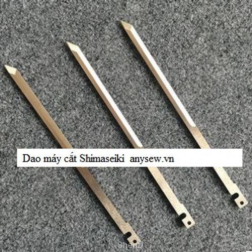 Dao máy cắt tự động Shimaseiki 268x7.5x2.32