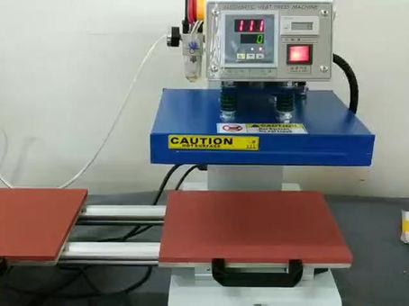 Máy cộp nhiệt lắp cho khách hàng