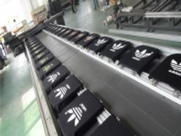 Máy in kỹ thuật số trên vải 2 đầu in Epson Dx5*2, in 4 màu dài 6M