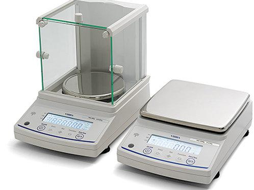 Cân điện tử phân tích AB623 Shinko Vibra, mức cân max 620g, độ nhạy 0.001g