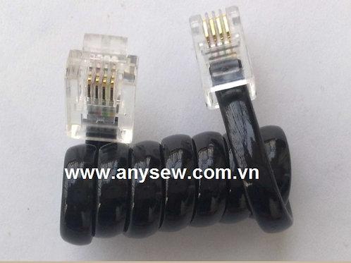 Cáp kết nối cảm biến KI Gerber (GT7250)