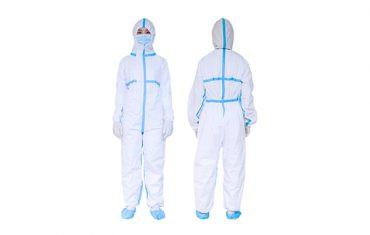 Bán máy ép seam và nhận gia công quần áo bảo hộ level 3.