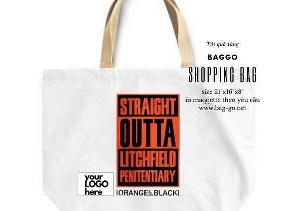 Túi shopping BAGGO
