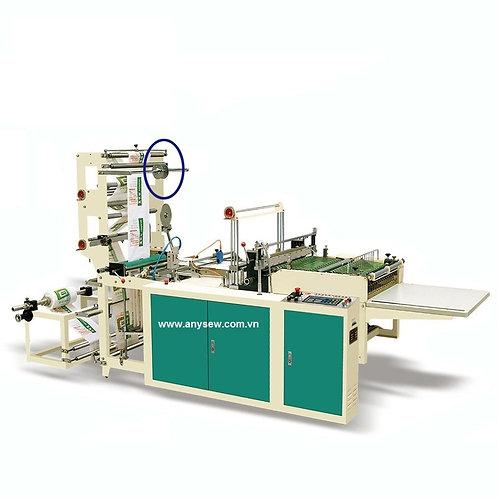Máy cắt dán túi nilon liên hoàn KT 1200(W)x800 (L) FQ1200