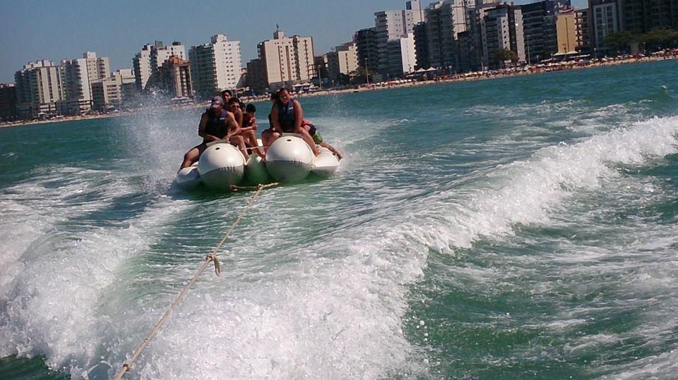 Baleia boat dupla