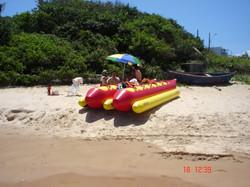 Banana boat dupla