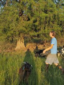 michael a nd goats.jpg
