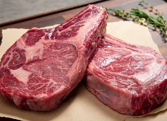 Grass Fed Bone-in Rib Eye Steak
