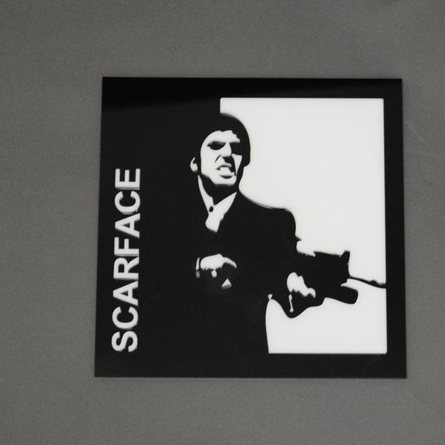 Scarface Pop art